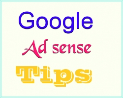 Google Ad sense tips
