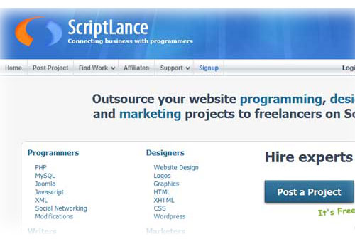 20 freelancing job sites for real money