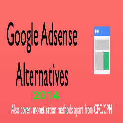 Top 20 Google Ad Sense Alternatives 2014-High Paying