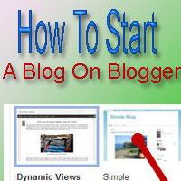 How To Start a Blog On Blogger 20 Steps