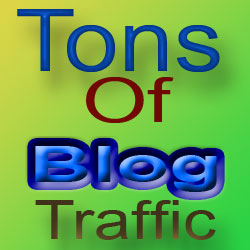 5 Simple Ways To Get Tons Of Blog Traffic