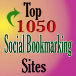 Free Top 1050 Do Follow Social Bookmarking Site List-2018