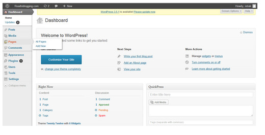 How To Install WordPress On Hostgator