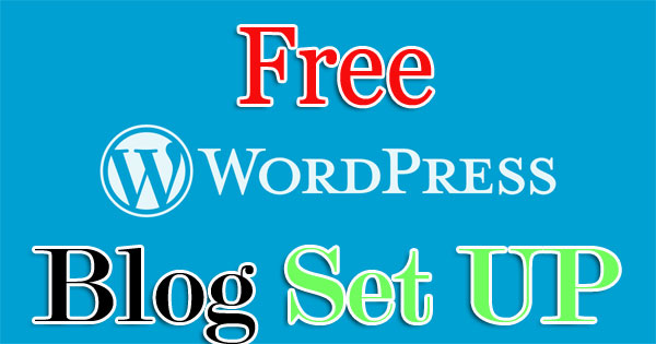 Free WordPress Blog Set Up With Free Premium Wp Theme