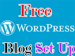 free-wp-set-up