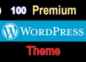 Free download top best 100 premium wordpress theme