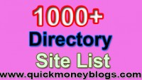 1000+ High PR Free Directory submission Site List-2015
