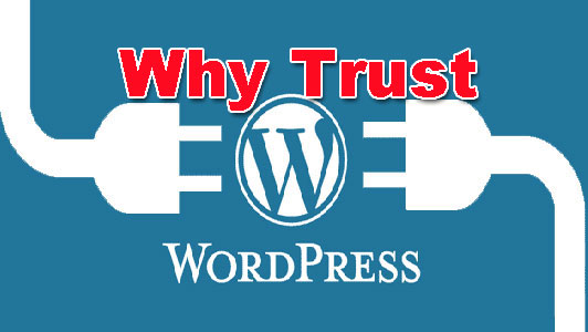 Why to Trust WordPress For Your Web Projects?