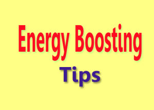 9 Energy-Boosting Tips for more Energy at Work