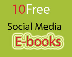 Free download 10 Social Media Marketing e-books