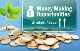 How to find online money making opportunities