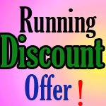 Get running all discount offer coupon code