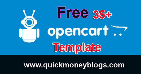 Free Download Top Best 36 Premium Opencart E-Commerce Theme