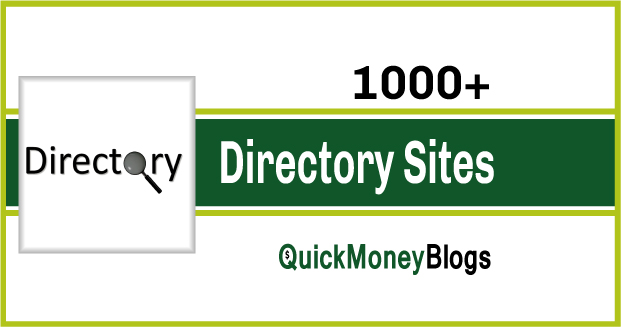 1000+ High PR Free Directory submission Site List-2020