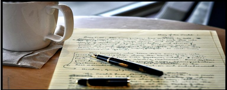 List some Factors to Consider when Writing