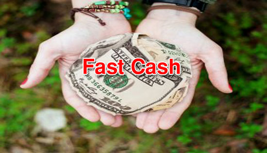 Ways to Get Your Hands on Some Fast Cash