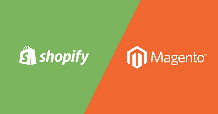 Which is the Right E-commerce Platform between Magento and Shopify for you?